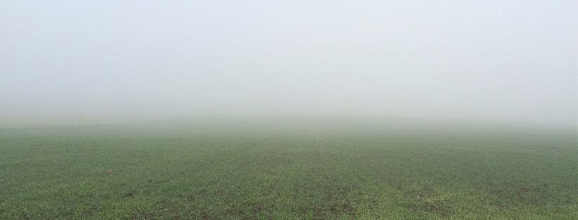 Presente con niebla